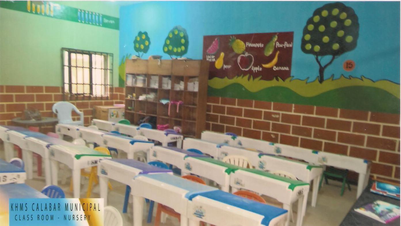 04 KHMS Calabar Municipal Nursery Classroom